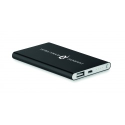 Power bank plana 4.000 mah
