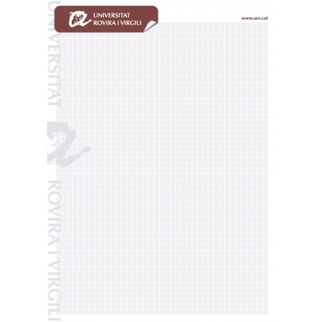 A4 Notepad 25 sheets